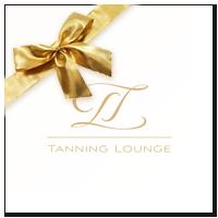 Das perfekte Geschenk: ein Gutschein der Tanning Lounge